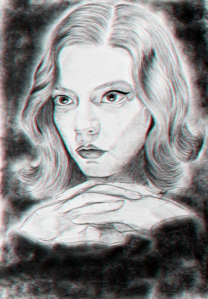 Anya Taylor-Joy par AnaPisichiuta